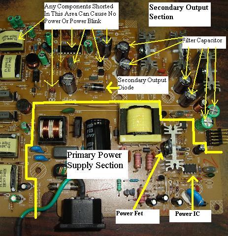 Computer smps repair manual