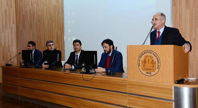 Dicle Üniversitesinde sağlıkta güncel yaklaşımlar paneli düzenledi