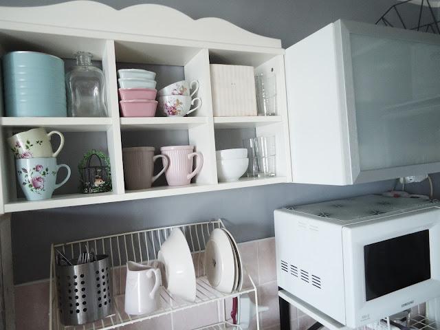 półka ekspozytor do kuchni