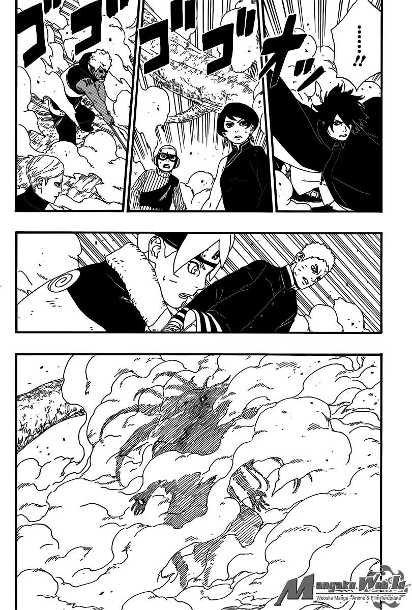 Baca Manga Boruto Chapter 7 Bahasa Indonesia