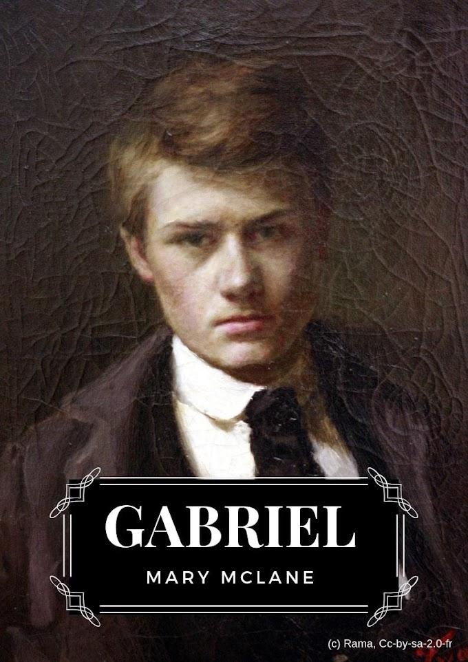 "Libri in uscita: ""Gabriel"" di Mary McLane"