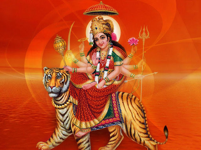 Best Maa Durga  Wallpaper For Your Mobile & Desktop