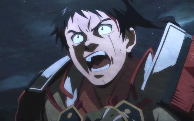 Angolmois anime