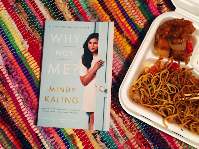 #bookreview #whynotme #mindykaling
