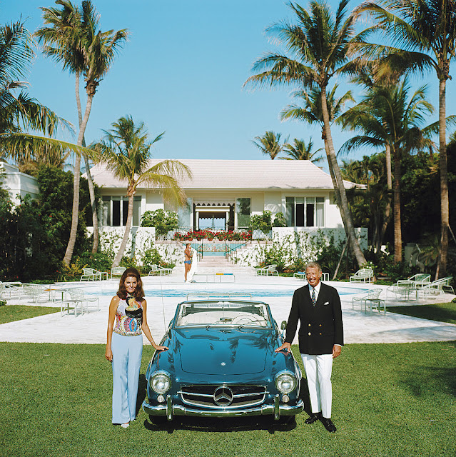 Slim Aarons photography {Cool Chic Style Fashion}