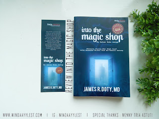review buku into the magic shop - BTS Teori