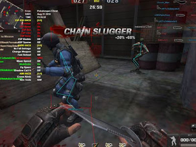 25 Oktober 2018 - Stannum 5.0 PBEVO Indo VIP Full CIT Gratis & Point Blank Philippines Quick Change, Jump, Map Bug, No Reload