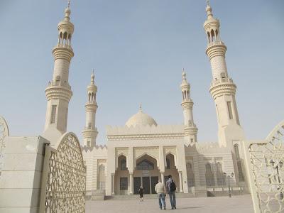 mezquita Sheikh Zayed al Nhayan