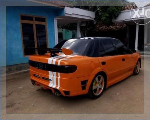 Modifikasi Mobil Timor Silver