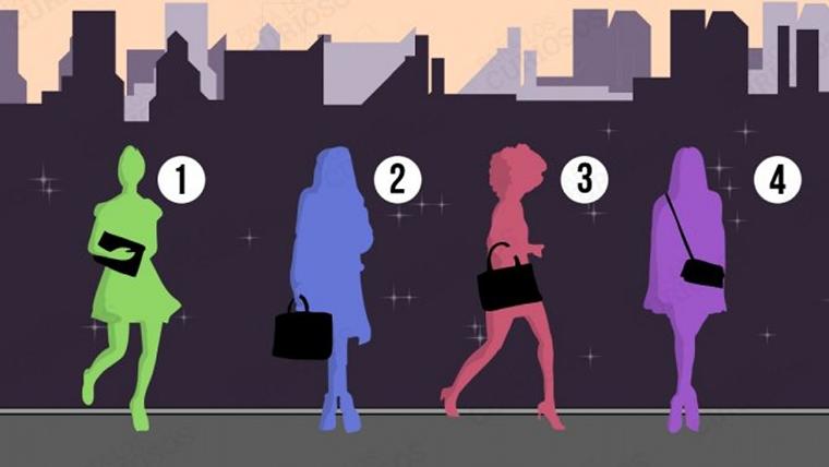 Teste Psicológico: Qual destas pessoas é a mais velha?