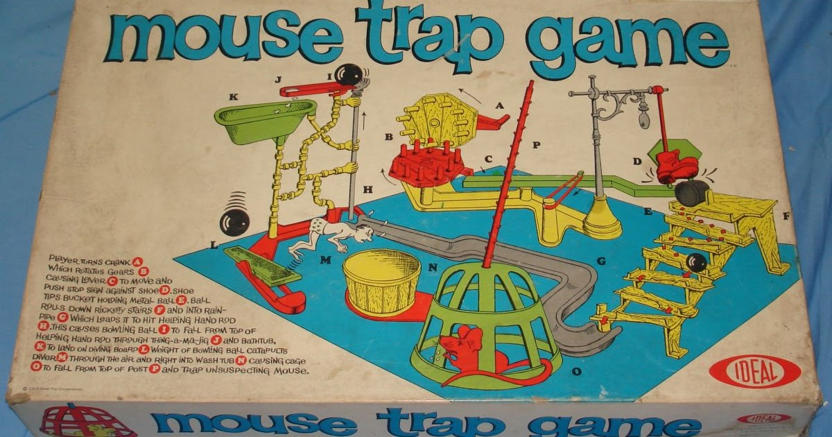 The 60s At 50 March 1963 Mouse Trap