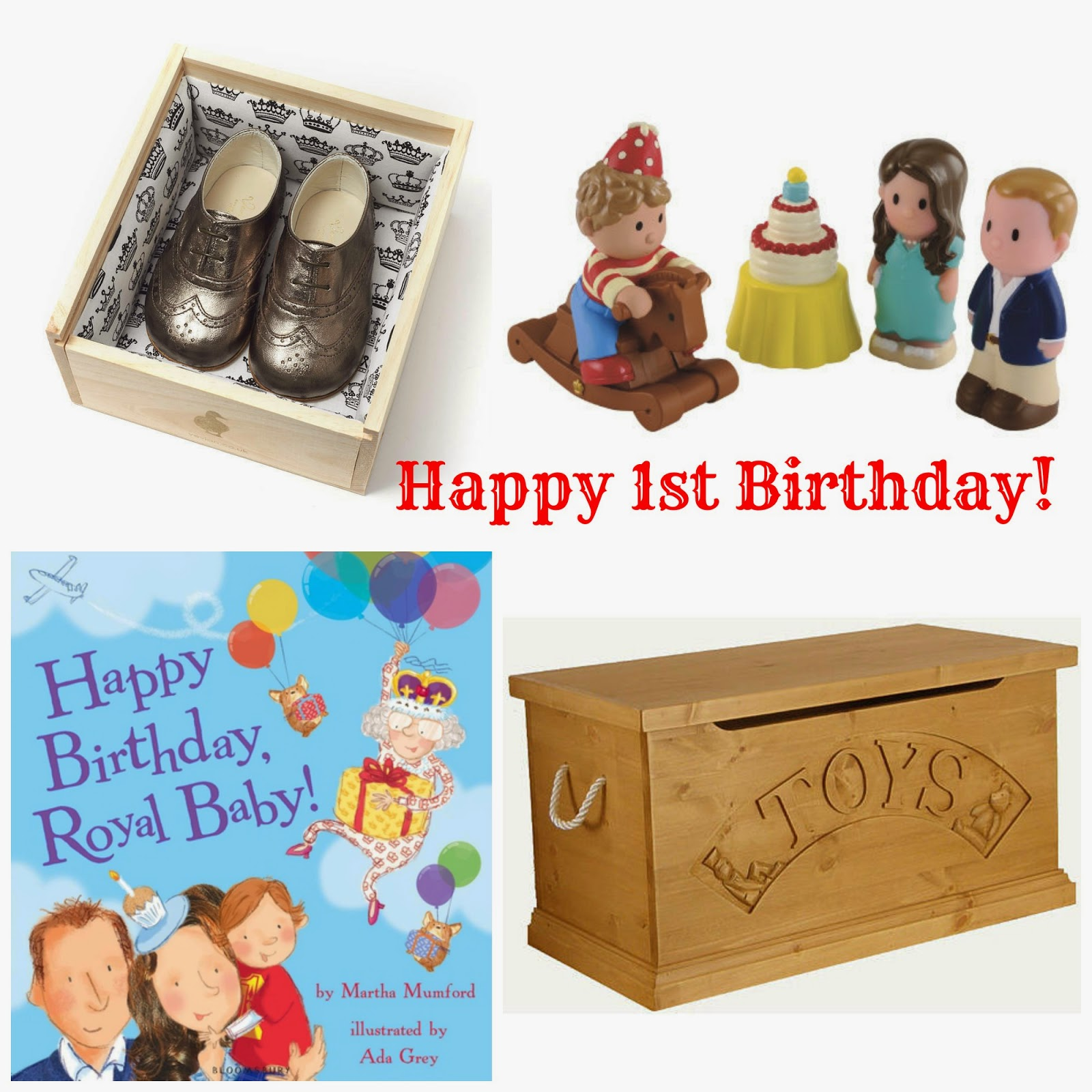 Brilliant 1st Birthday gifts fit for a Little Prince…| prince george | kate middleton | prince william | royal baby | 1st birthday | first birthday | royal birthday | prince georges birthday | birthday gifts | 1st birthday party | gifts for boys | early learning centre happy birthday george | george royal baby | william and kate | birthday party | mamasvib