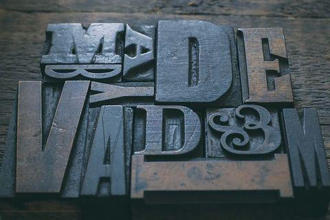 Definisi tipografi serta manfaatnya dalam desain
