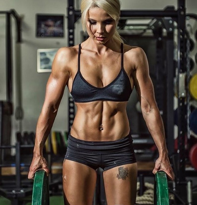 Jaz Correll body motivation