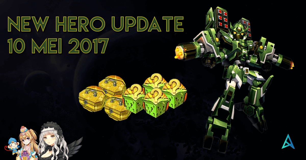 Update Hero Lost Saga Indonesia 10 Mei 2017: Patriot, Vesak Day, Crusade and Many More