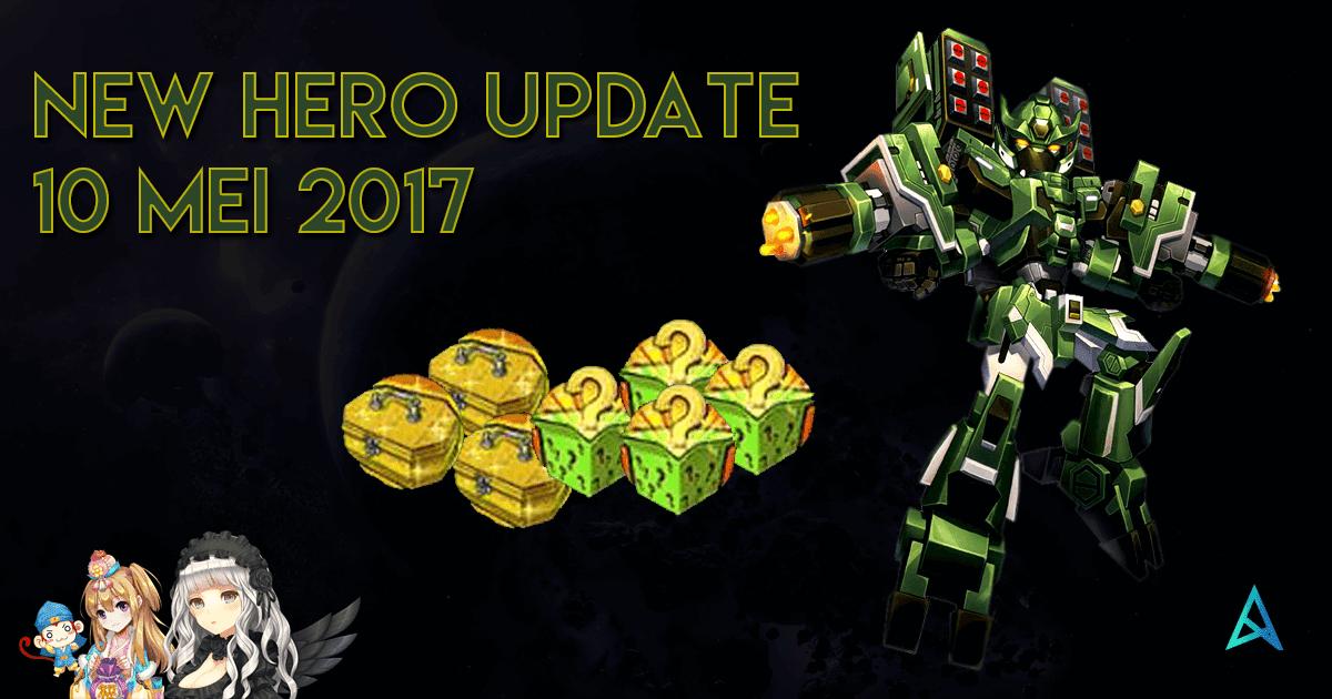 Update Hero Lost Saga Indonesia 10 Mei 2017: Patriot, Vesak Day, Crusade and Many More