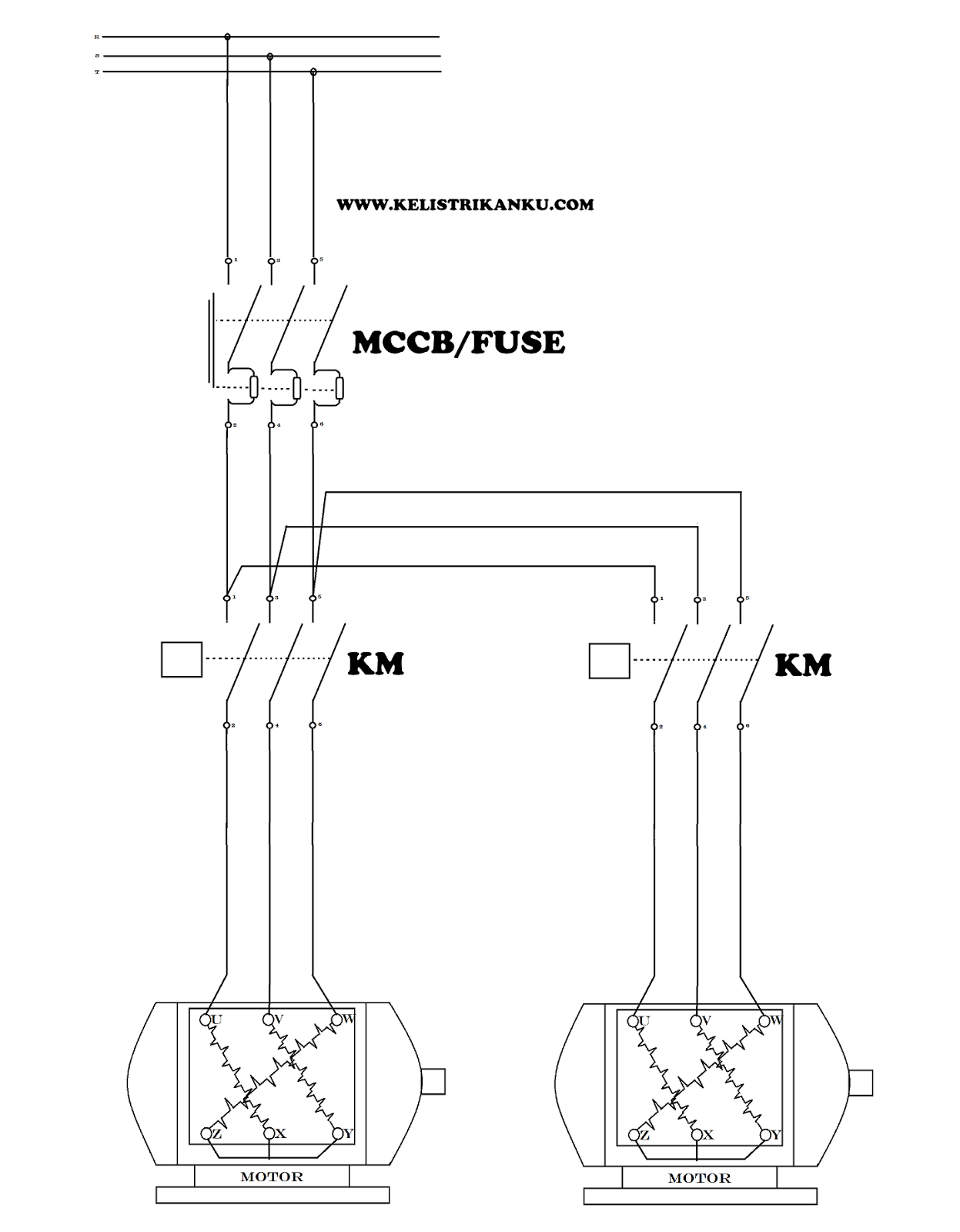 Cara Membaca Wiring Diagram Panel Listrik on Hudson Trailer Wiring Diagram