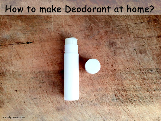 How To Make Homemade Natural Deodorant?
