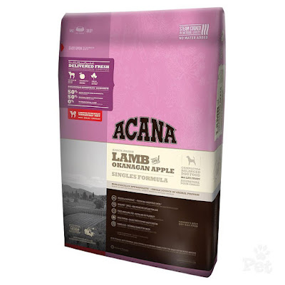Acana Lamb and Okanagan Apple Review