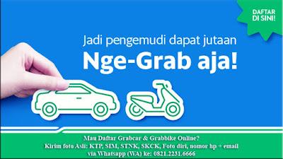Daftar Grabbike 2018 Jakarta