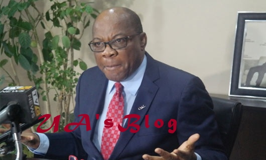 JUST IN: Agbakoba sues AGF over Onnoghen's suspension