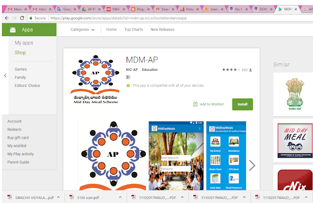 MDM - AP App is Updated...Download here--- New version Eggs Particulars included