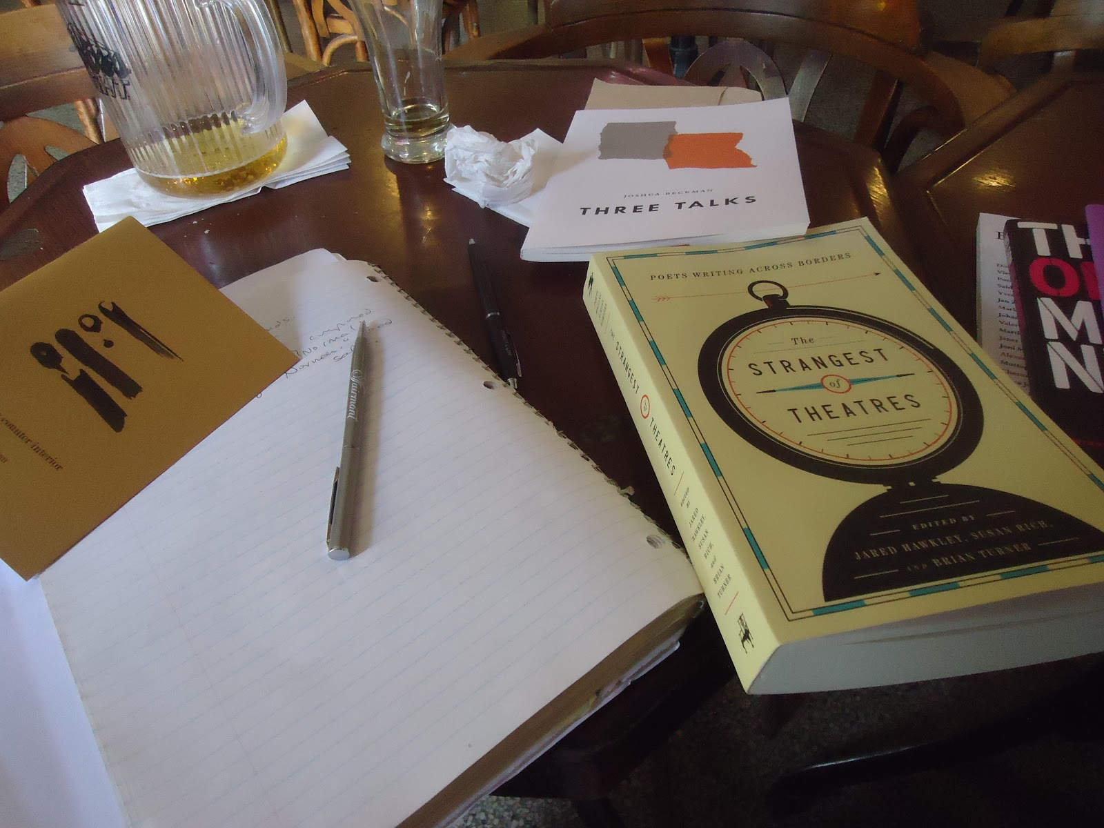 Essays Topics In English Ive Been Curious For Some Time About The Guardians Occasional Feature My  Writing Day And Thought It Might Be Interesting To Do A Blog Of The Same   Essays About High School also Business Format Essay Rob Mclennans Blog My Small Press Writing Day  New Essays   Research Paper Vs Essay