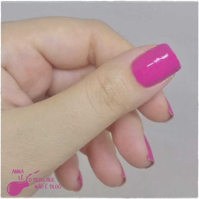 Sexy Colorama Esmalte Nailpolish Rosa Pink