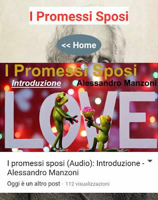 Ascolta i promessi sposi