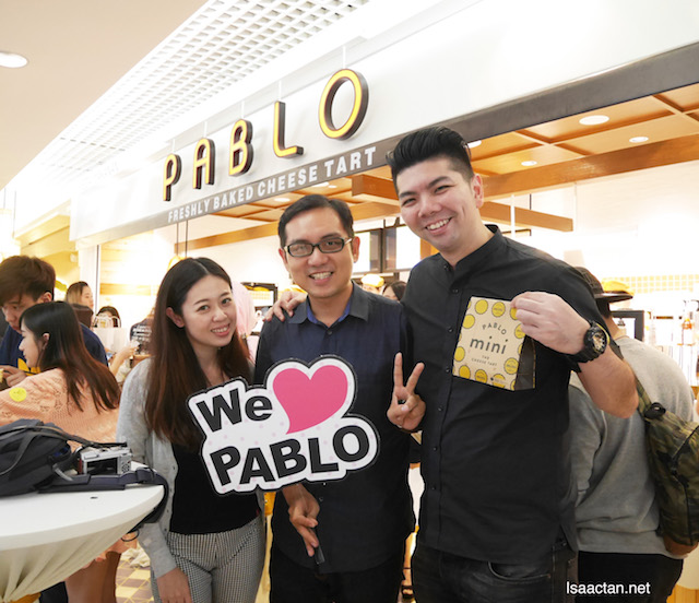 PABLO Cheese Tarts @ 1 Utama Shopping Centre, Petaling Jaya
