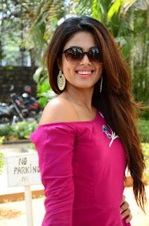 Siddhi Idnani at Prema Katha Chitram 2 Movie Trailer Launch