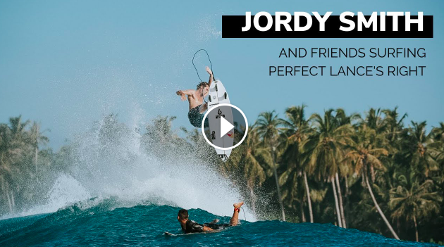 Jordy Smith Friends Surfing Perfect Lance s Right Waves After Waves