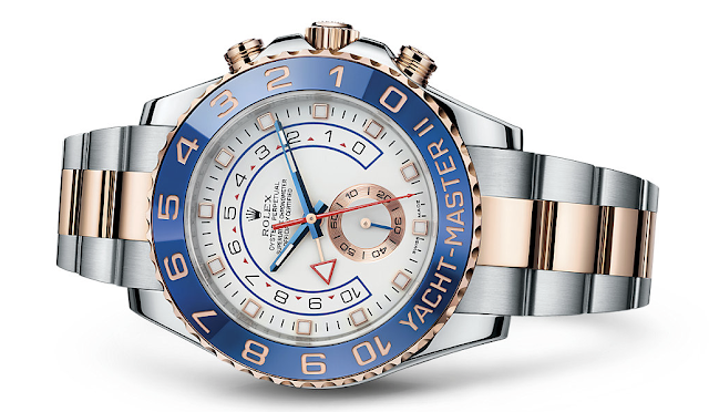 Photo of Rolesor Everose Rolex Yacht-Master II