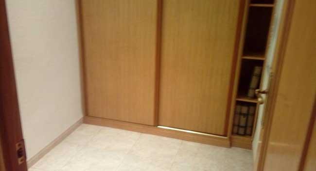 piso en alquiler calle san blas castellon dormitorio