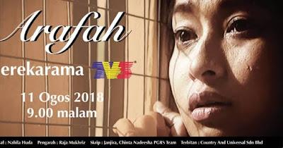 Telefilem Arafah