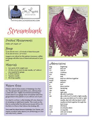 Streambank by Jen Lucas