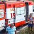 BAHIA: Criança de 8 anos morre atropelada após porta de veículo em que viajava se abrir e arremessá-la na pista