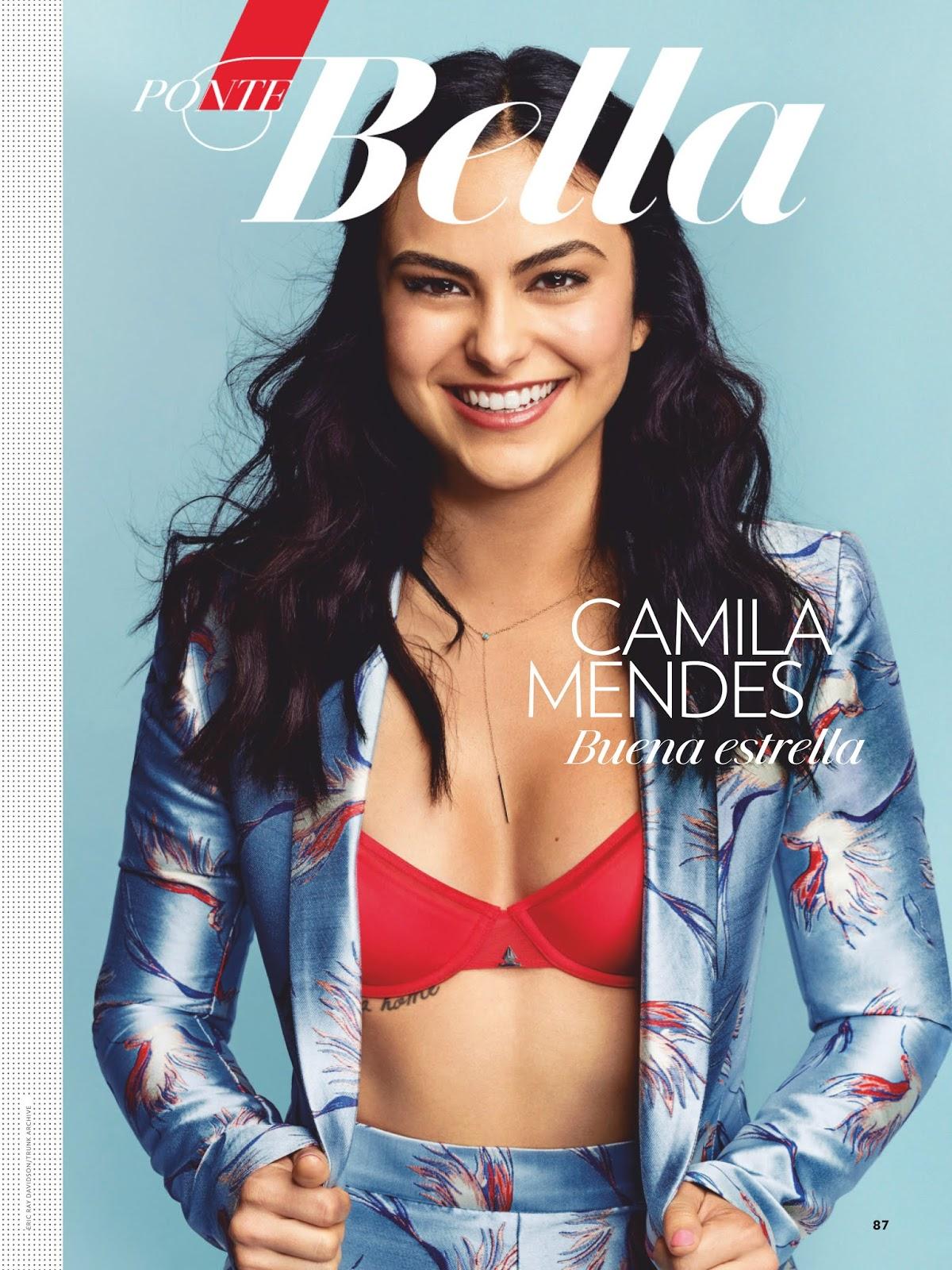 Camila Mendes - People en Espanol March 2019