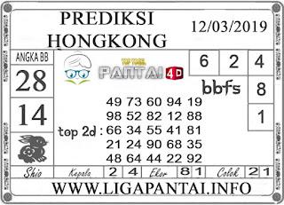 """Prediksi Togel """"HONGKONG"""" PANTAI4D 12 MARET 2019"""