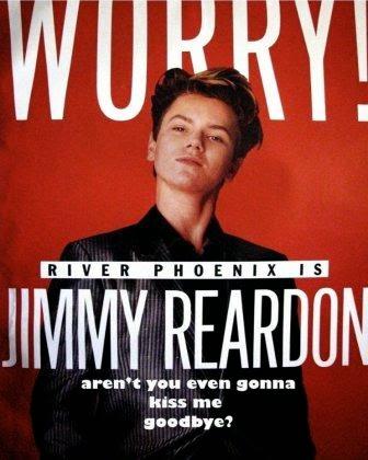 Jimmy Reardon, film