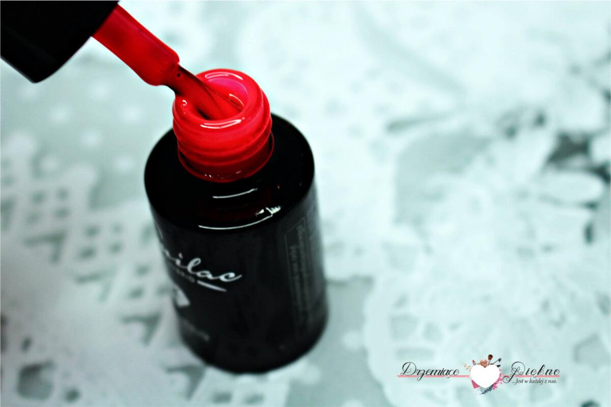 Lakier hybrydowy UV Hybrid Semilac Neon Raspberry nr. 042