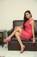 Shipra Gaur in Pink Short Micro Mini Tight Dress ~  Exclusive 041.JPG