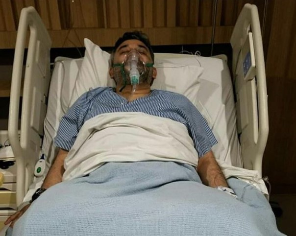 "Mohon Doa, Habib Nabil Almusawa Sedang Sakit ""Masuk Dalam Kotak yang Sempit"""