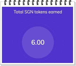 Cara Mendapatkan Token SGN (Signals Network) Gratis