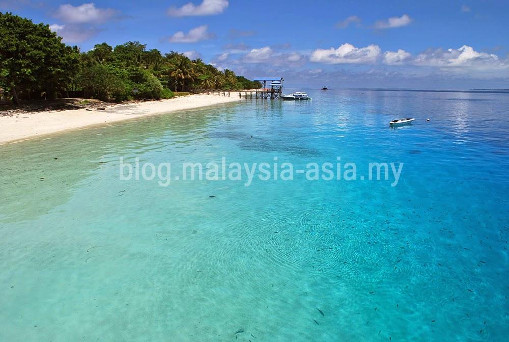 Pantai Pulau Mataking