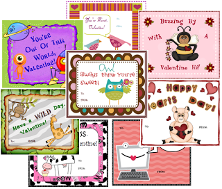 Classroom Freebies Free Valentine S Day Cards