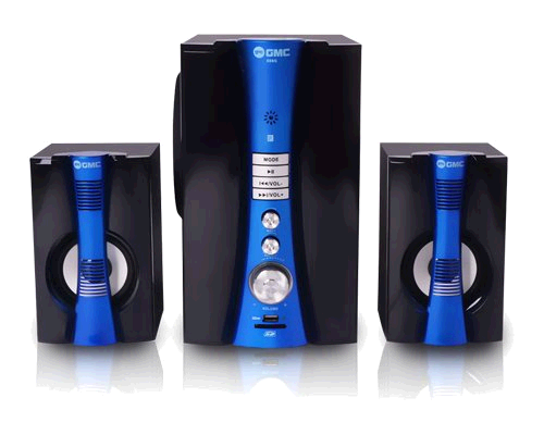 Speaker Aktif GMC 888G - Harga Spesifikasi