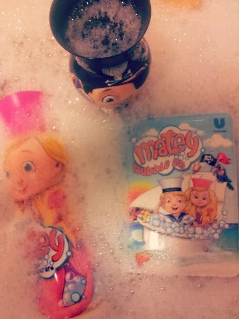 , Ahoy there, Matey (Bubble Bath Adventurers)!