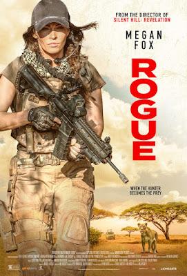 Rogue 2020 Eng BRRip 480p 300Mb ESub x264