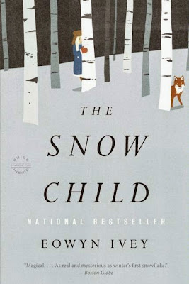 The Snow Child by Eowyn Ivey - book cover